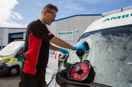 Commercial Windscreen Repair - Motorway Windscreens